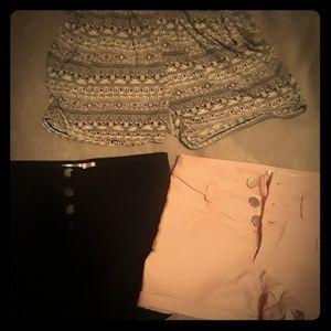 Pants - HIGHWASTED SEXY shorts